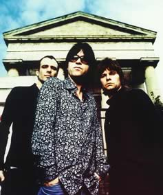 Johnny Marr & the Healers 2002
